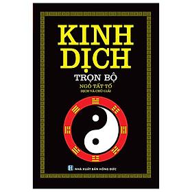 [Download Sách] Kinh Dịch Trọn Bộ