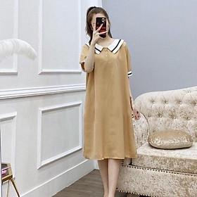Biểu đồ lịch sử biến động giá bán Đầm bầu thời trang thiết kế cổ bèo MB26 chất đũi hàn freesize từ 45 đến 70kg
