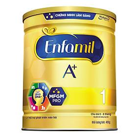CRM - Sữa Enfamil A + 1 360° Brain DHA+ MFGM PRO (400g)
