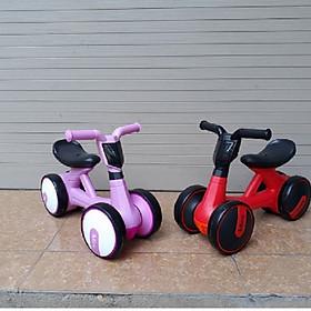 Xe chòi chân thăng bằng Mini Bike (có nhạc + đèn)-  màu cho bé trai