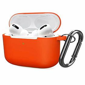 Airpods Pro Case, Ốp Silicone Bảo Vệ Dành Cho Airpods Pro - Trơn màu
