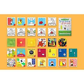 31 cuốn sách gồm 8 bộ Ehon 30 cuốn giúp con thông minh và 1 sách dạy con kiểu Nhật Full025