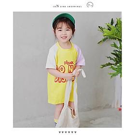 Váy siêu đáng yêu cho bé gái 10-35kg