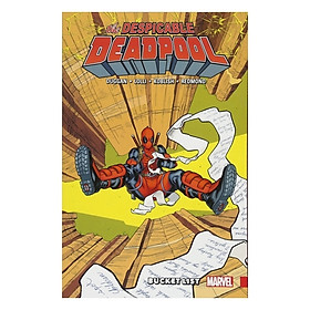 Marvel Comics: The Despicable Deadpool Vol 2