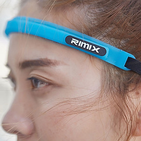 Băng trán thể thao silicon chống mồ hôi Rimix RM9009