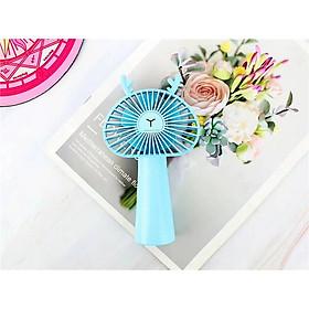 Quạt sạc tích điện cầm tay để bàn KD162 Mini Fan (5W)