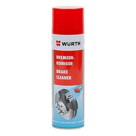Chất vệ sinh thắng, Tẩy dầu mỡ Wurth Brake Cleaner 500ml