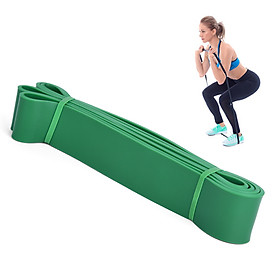 Resistance Loop Band Natural Latex Pull Up Assist Band Home Gym Fitness Yoga Strength Training Elastic Exercise Workout
