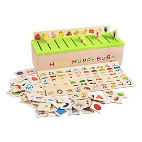 Thể Loại Phân Loại Trò Chơi Phù Hợp Với Đồ Chơi Gỗ Montessori Đồ Chơi Cho Bé Tập Đi Trẻ Em