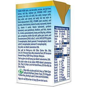 Thùng 36 Sữa Nước Cho Bé Abbott Grow Gold 110ml - Tặng Balo Hươu-2