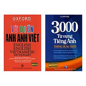 Từ Điển Anh - Anh - Việt (Tặng Kèm 3000 Từ Vựng Tiếng Anh Thông Dụng Nhất)