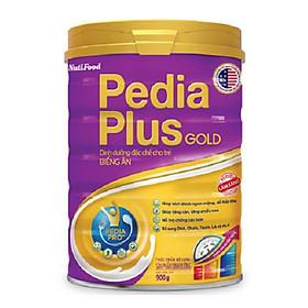Sữa bột Nutifood Pedia plus Gold 900Gr – DD đặc chế cho trẻ biếng ăn từ 12 tháng tuổi