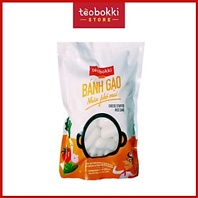 Bánh gạo nhân phô mai Tèobokki