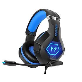 Tai nghe gaming chụp tai (Headphone Gaming) Microlab G7 - Hàng Chính Hãng