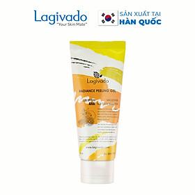 Tẩy tế bào chết Hàn Quốc Lagivado làm sạch tế bào chết da mặt, body nhẹ nhàng, giúp da sáng mịn Radiance Peeling 50 ml