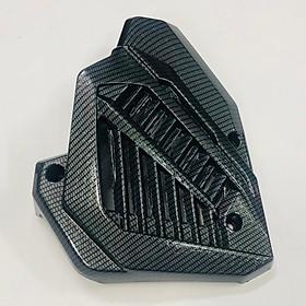 Ốp Che Két Nước Sơn Carbon gắn Airblade,Click,Vario BẢO LONG RACING