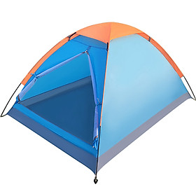 Camping Tent for 1-2 Person Outdoor Hiking Backpacking Tent Shelter