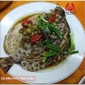 Cá Nâu Kho Trái Giác / Me Tại Nhà Hàng Cua Ngon