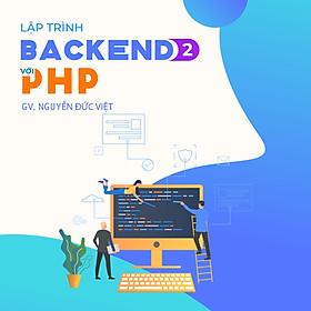Lập trình backend với PHP phần 2