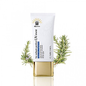 Kem chống nắng Carenel No Sebum Perfect UV Shield SPF50/PA++++