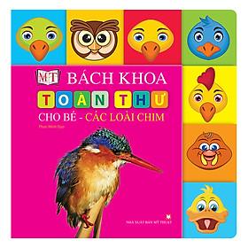 Bách Khoa Toàn Thư Cho Bé - Các Loài Chim