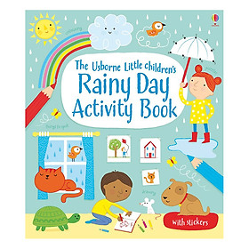 Usborne Little Children's Rainy Day Activity Book