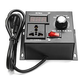 Bộ điều khiển điện áp thay đổi cho động cơ tốc độ quạt