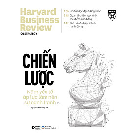 HBR ON - Chiến lược (Harvard Business Review On Stratery)