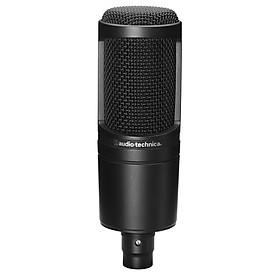 Micro thu âm Audio technica AT2020 hàng nhập khẩu chính hãng