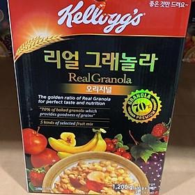 Kellogg Real Granola 400g x 3 Pack