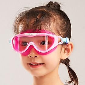 Kính Bơi Dành Cho Người Lớn Và Trẻ Em HA-2203 Chống Nước, Sương Mù, Tia UV Bảo Vệ Tối Đa Đôi Mắt Của Bạn (Giao Màu Ngẫu Nhiên)