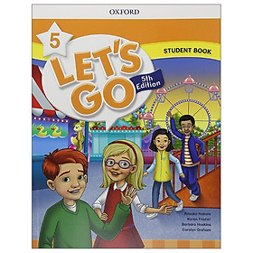 Let's Go: Level 5: Student Book - 5th Edition