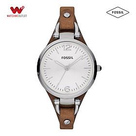 Đồng hồ Nữ Fossil dây da ES3060