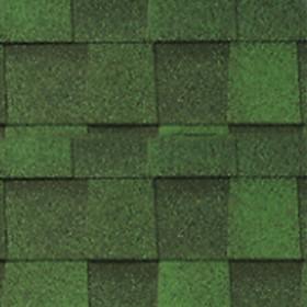 Ngói bitum đa tầng màu dark green