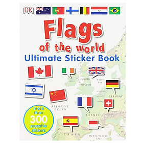 Ultimate Sticker Book Flags Of The World