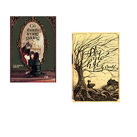 Combo 2 cuốn sách: Cô thành trong gương + Đồi gió hú