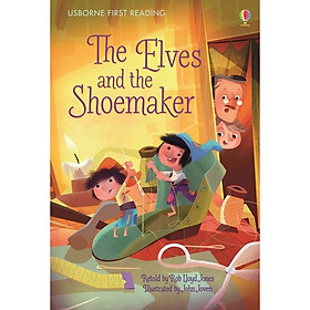 Usborne First Reading Level Four: The Elves and the Shoemaker
