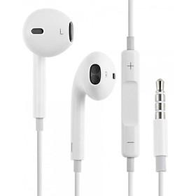 Tai nghe dành cho Iphone,  Android, IPad  Cổng 3.5 âm chuẩn, nghe cực hay – Thế hệ mới nhất