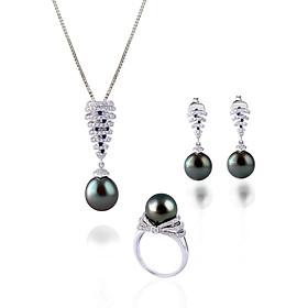Bộ trang sức S3204 LuxJy Jewelry