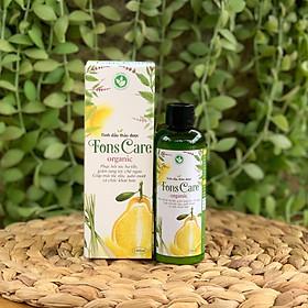 Tinh dầu bưởi xịt tóc, chăm sóc và kích thích mọc tóc Fons Care 100ml