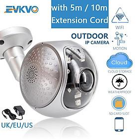 Camera An Ninh Không Dây Evkvo - Carecam App Hd 1080p Chống Nước