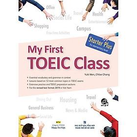 Sách - My First Toeic Class - Starter Plus