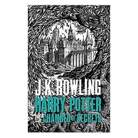Harry Potter Part 2: Harry Potter And The Chamber Of Secrets (Hardback) (Harry Potter và Phòng chứa bí mật) (English Book)