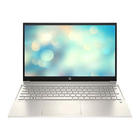 Laptop HP Pavilion 15 EG0504TU-46M00PA Vàng (Cpu I7-1165G7, Ram 8Gb, Ssd 512gb, 15.6 inch FHD, Win 10, Office) - Hàng chính hãng