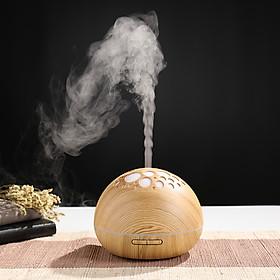 Máy khuếch tán phun sương tạo ẩm xông tinh dầu trứng rồng Aramacs-3