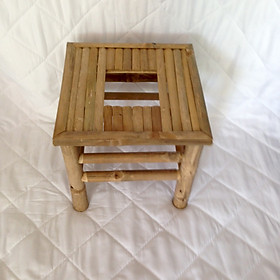 Ghế xông hơi vùng kín bằng tre ( ghế xông hơi cho mẹ sau sinh)