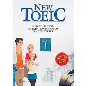 New Toeic 400 - Season 1 (Kèm CD)