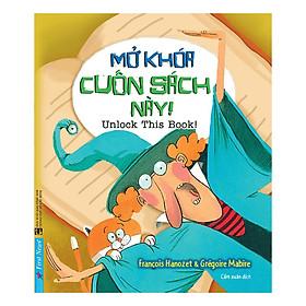 Mở Khóa Cuốn Sách Này! - Unlock This Book!