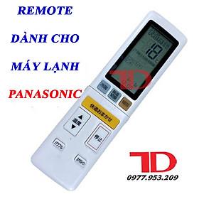 Remote dành cho máy lạnh Panasonic