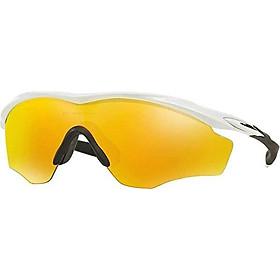 Oakley Men's OO9343 M2 Frame XL Shield Sunglasses